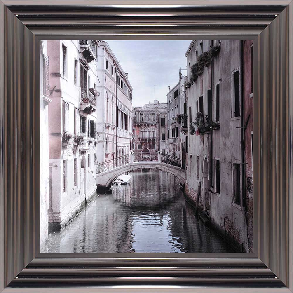 Venice Bridge (Metallic 55 Frame)