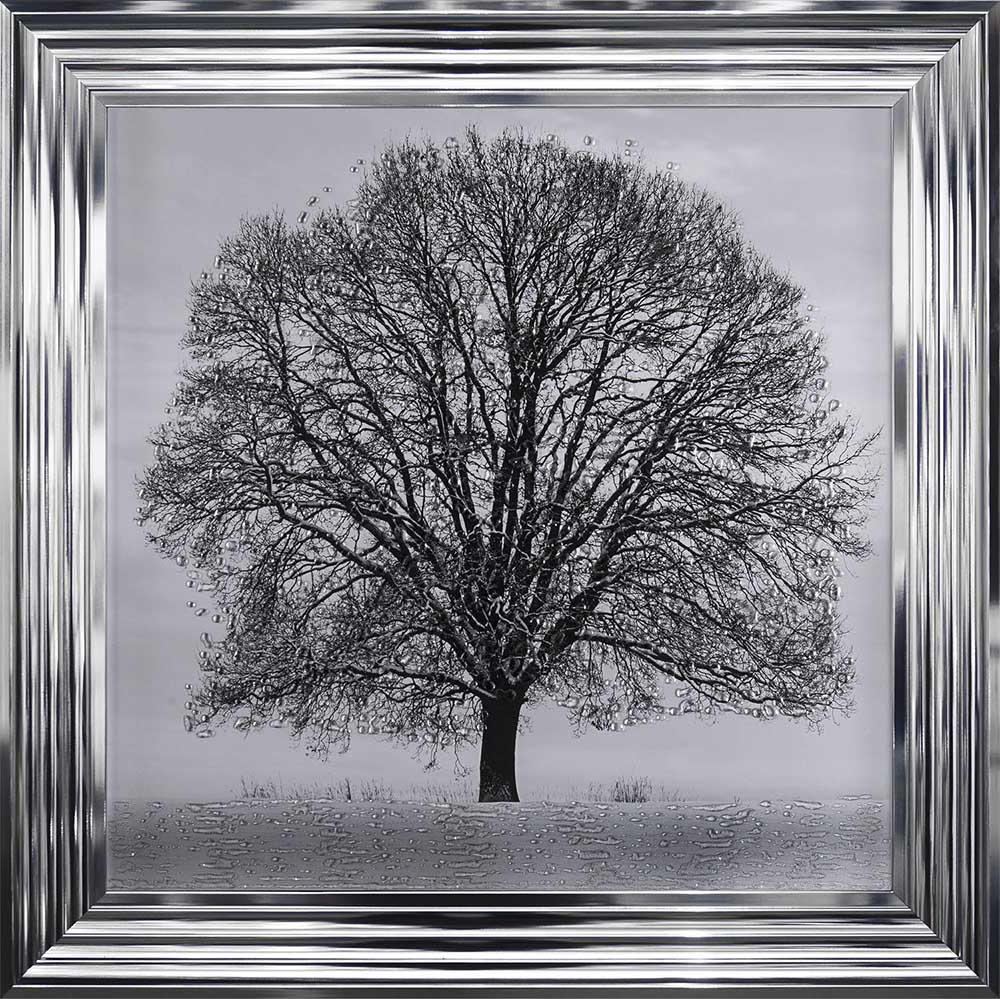 A Winter's Tree (Chrome 75 Frame)